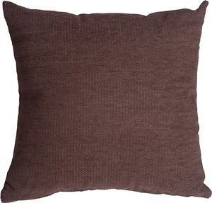 Pillow Decor - Arizona Chenille 16x16 Purple Throw Pillow  - SKU: HC1-0011-06-16