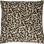 Pillow Decor - Leopard Print Cotton Small Throw Pillow  - SKU: PC1-0002-01-17