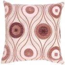 Pillow Decor - Pods in Mauves Throw Pillow  - SKU: PA1-0068-04-17