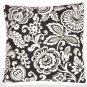 Pillow Decor - Flower Power with Box Edge Accent Pillow  - SKU: MD1-0012-01-16