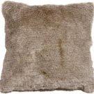 Pillow Decor - Tundra Hare Faux Fur 20x20 Throw Pillow  - SKU: YB1-0004-01-20