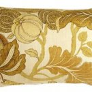 Pillow Decor - Harvest Floral Yellow 12x20 Throw Pillow  - SKU: VB1-0022-03-92