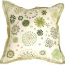 Pillow Decor - Floral Delight Cream Pillow  - SKU: IC1-0004-01-12