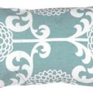 Pillow Decor - Waverly Fun Floret Spa 12x20 Throw Pillow  - SKU: WB1-0003-03-92
