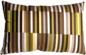 Pillow Decor - Waverly Side Step Avocado 16x24 Throw Pillow