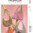 McCall's 5486 Hobo Bags Sewing Pattern
