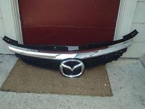 07-09 Mazda CX-9 Upper Front Radiator Grill OEM