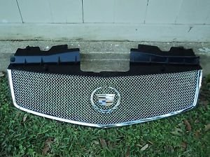 03 -07 Cadillac CTS Radiator Mesh Grille Grill