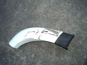 TOYOTA LAND CRUISER RIGHT REAR DOOR MOULDING FLARES