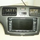 03 LEXUS ES300 GPS VOICE  NAVIGATION HEAD UNIT CD PLAYER AM/FM RADIO OEM