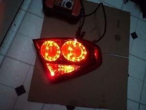 06 INFINITI G35 G35X SEDAN DRIVER LEFT LED  TAILLIGHT TAIL LIGHT LAMP