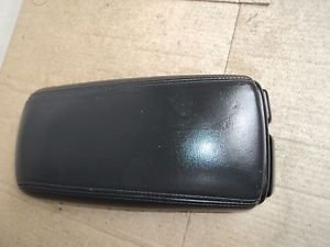 Volvo S70 V70 C70 850  Armrest Cup Holder Center Console Leather Black
