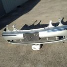 04 JAGUAR XJ8 VADEN PLAS FRONT BUMPER COVER W/LOWER CUSTOM  MESH GRILL
