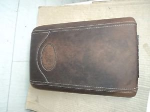 04 FORD EXPENDITION KING RANCH CENTER CONSOLE ARMREST LID