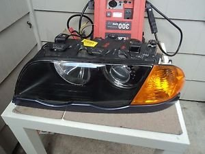 2001 BMW 330i 320i 325i Xenon HID Driver Left Head Light Lamp OEM 99-2001