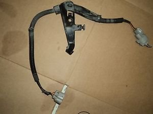 03 Lexus IS300 Left Front Wheel Headlight Leveling Sensor Wiring Harness OEM