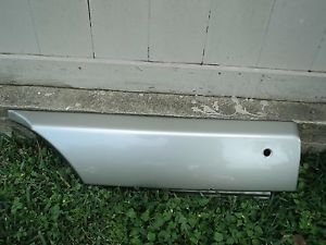 03 -06 MITSUBISHI MONTERO LIMITED TAIL HATCH TRUNK LID GATE MOLDING TRIM