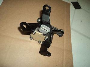 04-08 mazda rx8 front leveling sensor suspension headlight xenon hid