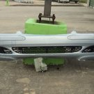 03-06 MERCEDES W220 S430 S500 S600 FRONT BUMPER COVER  OEM