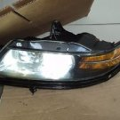 04  ACURA TL DRIVER LEFT SIDE HID  XENON HEADLIGHT HEADLAMP W/HEADLIGHT BRACKET