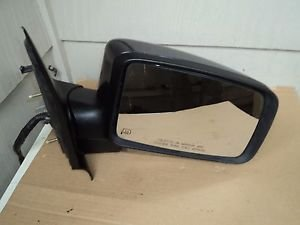LINCOLN NAVIGATOR PASSENGER SIDE VIEW RIGHT DOOR  POWER MIRROR HEATED BLUE