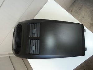 2003 NISSAN ALTIMA DASH RADIO A/C  VENT BEZEL MOULDING  PANEL BLACK