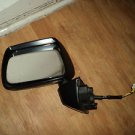 05 MITSUBISHI ENDEAVOR DRIVER LEFT  AUTO DOOR MIRROR HEATED  BLACK