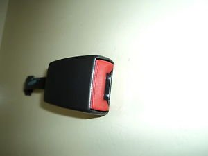 00-02  RANGE  ROVER P38 PASSAGER RIGHT  FRONT SEAT BELT BUCKLE EVB 104920LNF