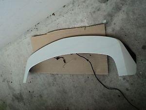 10-14 CADILLAC  SRX REAR SPOILER 3rd BRAKE LIGHT LED OEM PEARL WHITE