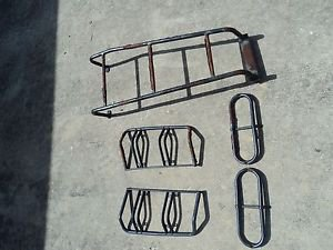 LAND ROVER DISCOVERY SERIES 2 TAIL GATE LADDER, TAILLIGHT, BUMPER LIGHT, GUARDS