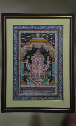 Chaturbhuj Ganesha