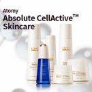 New Korea Atomy Absolute Skincare Set Cellactive Anti Aging Winkle EGF Skin Care US Stock