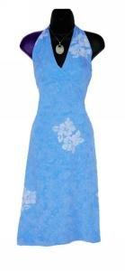Sundress / Sun Dress 4 Hibiscus-2 - Medium