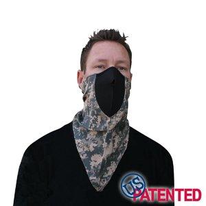 Neodanna® Mask, Cotton/neoprene, U.s. Army, Digi Acu C