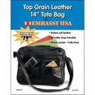 Brochure Maxam Genuine Leather 14""