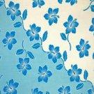 Hibiscus Sarong Light Blue / Turquoise Hi-28