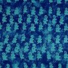 Elephant Sarong Blue / Turquoise