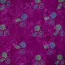 Seashell Sarong Purples