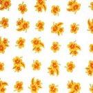 Hibiscus Sarong Yellow / White