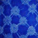 Tie Dye Sarong Blue Starry Sky
