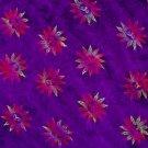 Sun Celestial Sarong Purples W/ Multi-Colors