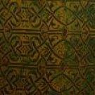 Abstract Tribal Half Sarong Greenish