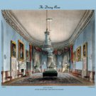 Dining Room - Frogmore - 12x18 Gallery Wrapped Canvas Print