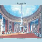 Circular Room - Carlton House - Paper Poster (18.75 X 28.5)