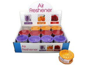 Gel Air Freshener Countertop Display (case Of 24)