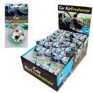 Soccer Ball Design Air Freshener (case Of 24)