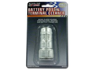 Battery Post Terminal Cleaner (case Of 120)