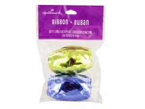 Lavender & Lime Green Gift Ribbon (case Of 144)