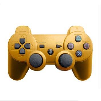 PlayStation 3 Dualshock 3 Wireless Controller - Gold