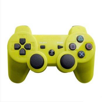PlayStation 3 Dualshock 3 Wireless Controller - Yellow